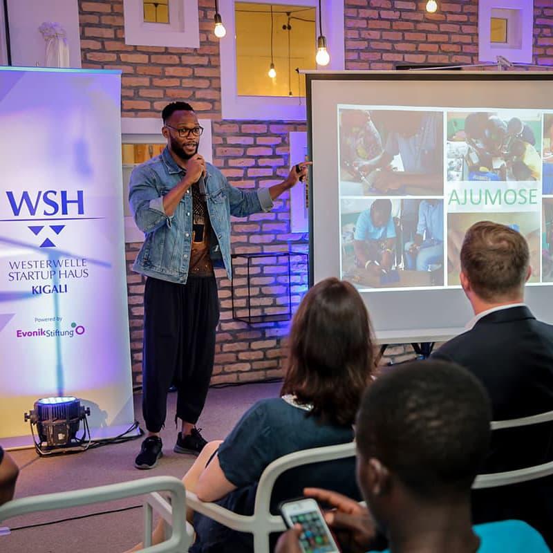 Westerwelle Foundation - Programmes