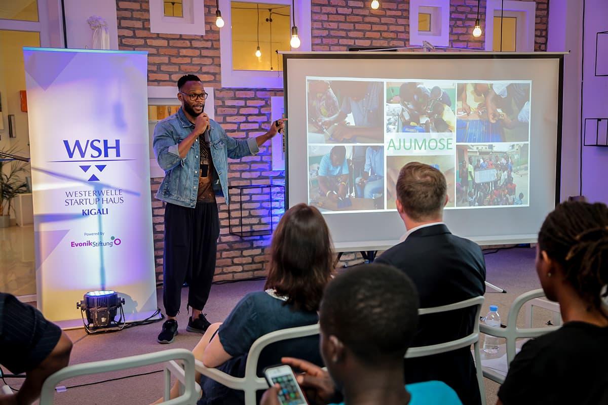 WSH Kigali Entrepreneurship Programme