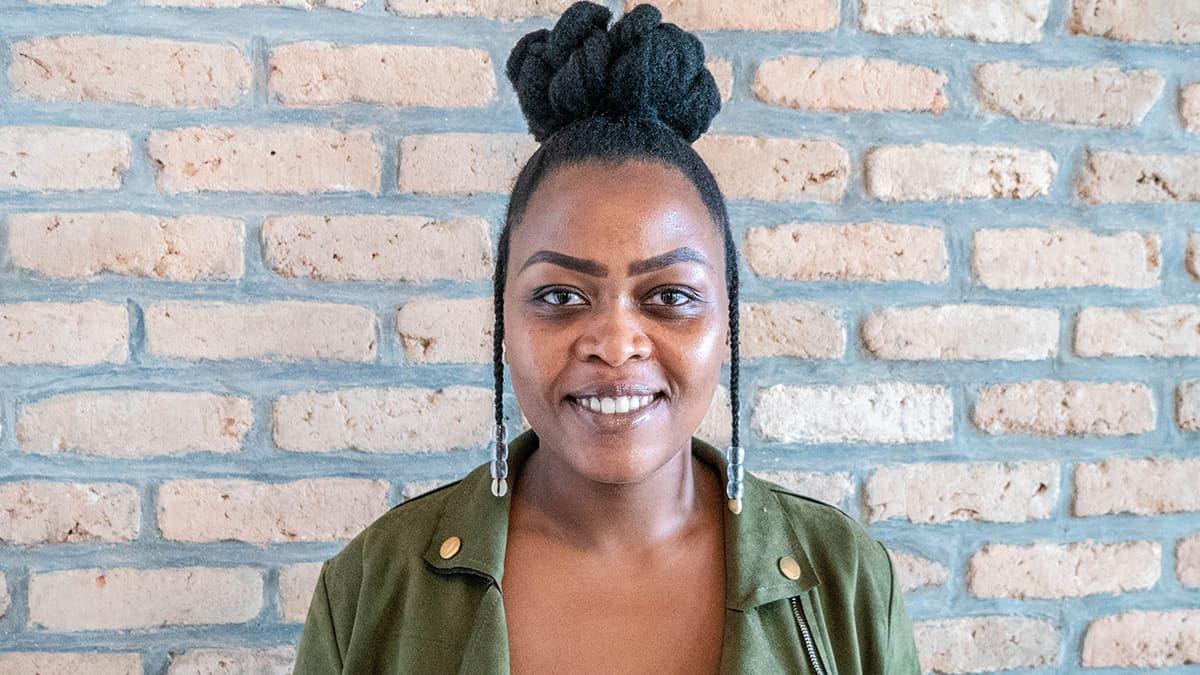 Martine Basaninyange