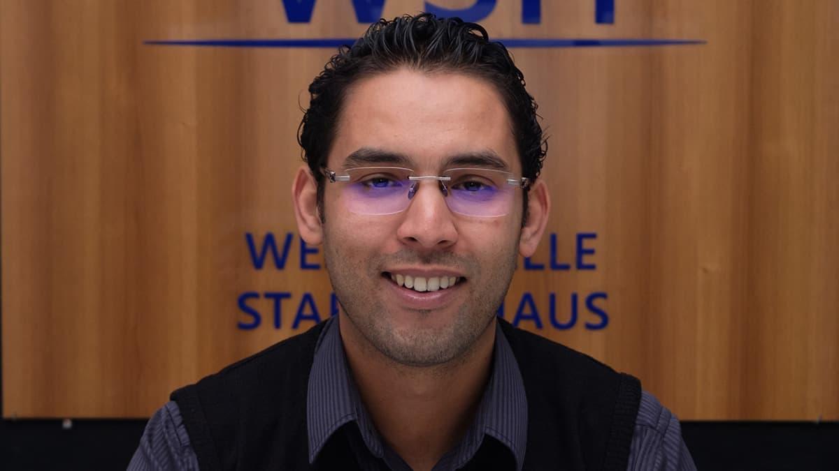 Westerwelle Foundation - Yahya Marzouk